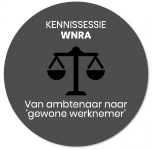 Organisaties hebben tot 1-1-2020 de tijd om klaar te zijn voor de WNRA. Wachten kan dus niet meer, ga ermee aan de slag en kom naar onze Kennissessie WNRA op 14 mei